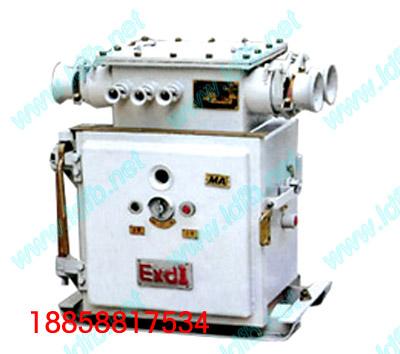 kbz1-400矿用隔爆型真空馈电开关