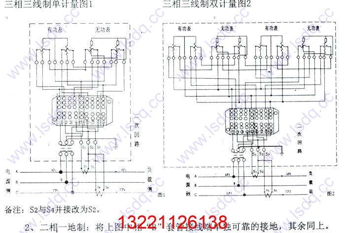 2,检查二次回路的接线是否正确,接线盒螺丝和压板位置